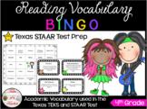 4th Grade Rock-STAAR BINGO Reading Vocabulary Review