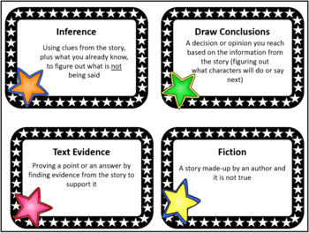 4th Grade Rock-STAAR BINGO Reading Vocabulary Review