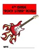 """4th Grade Rock """"STAAR"""" Review Cover"""