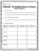 4th Grade Rocks and Minerals Notes Pack for Macmillan/McGraw-Hill