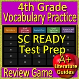 4th Grade SC READY Test Prep Vocabulary and Mythology Allusions Review Game