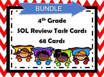 4th Grade SOL Bundle