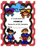 4th Grade SOL Practice by Standard 2016 SOL UPDATED