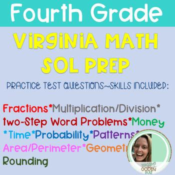 4th Grade SOL Test Prep