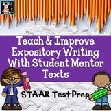 STAAR Expository Prompt Practice