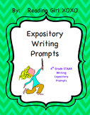 4th Grade STAAR Expository Writing Prompts
