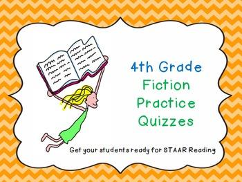 4th Grade STAAR Fiction Practice