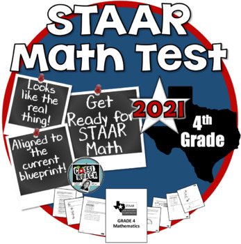 4th grade STAAR test math practice - testing review and prep