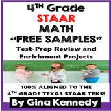 4th Grade STAAR Math Problem Solving and Enrichment Projec