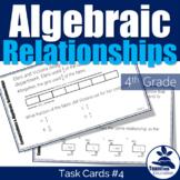 4th Grade STAAR Math Task Cards #4