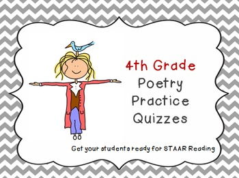 4th Grade STAAR Poetry Practice