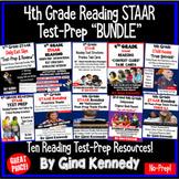 4th Grade STAAR Reading Bundle