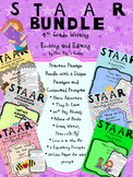 STAAR Writing Revising and Editing 6-Passage Bundle and Prompts