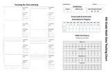 4th Grade STAAR Student Goal Setting and Assessment Folder