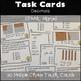 4th Grade Math STAAR TASK CARDS {Decimals} TEKS 4.2EFGH, 4.3G, 4.4A