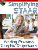 4th Grade STAAR Writing--Expository Essay Graphic Organize