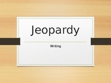 4th Grade STAAR Writing Review Jeopardy (Updated)