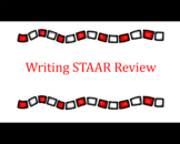 4th Grade STAAR Writing Review (PowerPoint)