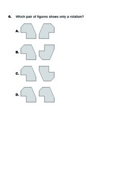 4th Grade STAAR Math 2016 Benchmark by Intervene | TpT