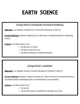 4th Grade STEM Bundle
