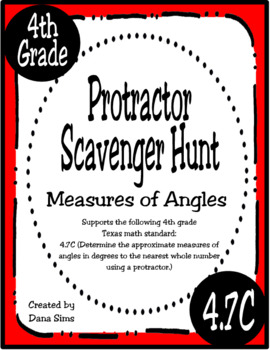 4th Grade Scavenger Hunt Bundle