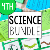 4th Grade Science Growing Bundle {Texas Edition}