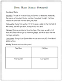 4th Grade Science Earth in the Universe homework activitie