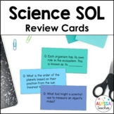 4th Grade Science Flash Cards Bundle