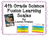 4th Grade Science Fusion Scales