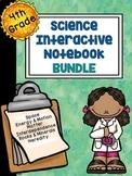 4th Grade Science Interactive Notebook: BUNDLE