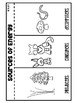 4th Grade Science Interactive Notebook: Interdependence