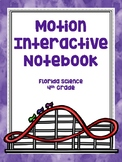 4th Grade Science Interactive Notebook: Motion & Forces