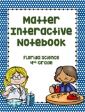 4th Grade Science Interactive Notebook: Properties of Matter