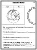 4th Grade Science Interactive Notebook: Space - Earth, Sun, and Moon