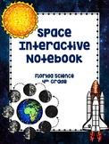 4th Grade Science Interactive Notebook: Space - Earth, Sun