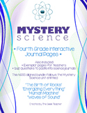 4th Grade Science Journals - Mystery Science Bundle (Updated June, 2019)
