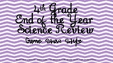 4th Grade Science Review