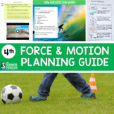 4th Grade Science TEKS Planning Guide: Force and Motion