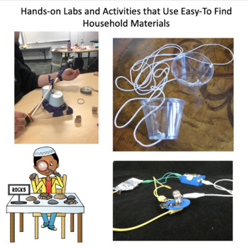 4th Grade NGSS Science Bundle at a 20% Savings!