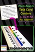 4th Grade Science BUNDLE {Task Cards & Study Guides with QR codes}