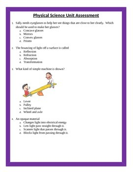 4th Grade Science lessons for ENTIRE YEAR PART 2