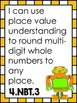 4th Grade Short Cycle MATH Assessments ~ First Semester (7