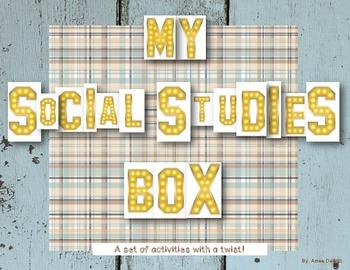 4th Grade Social Studies Activity (American Revolution)