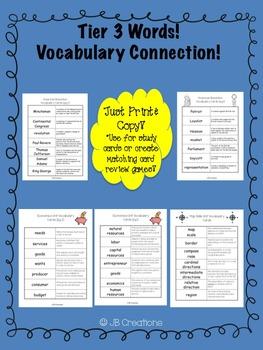 4th Grade Social Studies Assessment Mega Bundle!