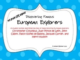 "4th Grade Social Studies GPS ""Discovering Famous European"