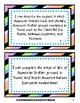 4th Grade Social Studies I Can Statements (TX History)