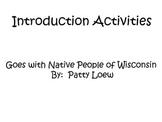 4th Grade Social Studies Interactive Notebook Wisconsin Na