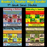 4th Grade Social Studies Reader's Theater MEGA BUNDLE! (31 Scripts!)
