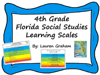 4th Grade Social Studies Scales