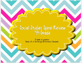 4th Grade Social Studies Spiral Review